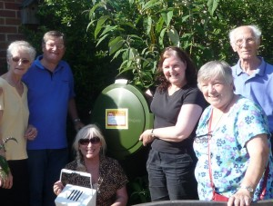 Pioneering local waste project